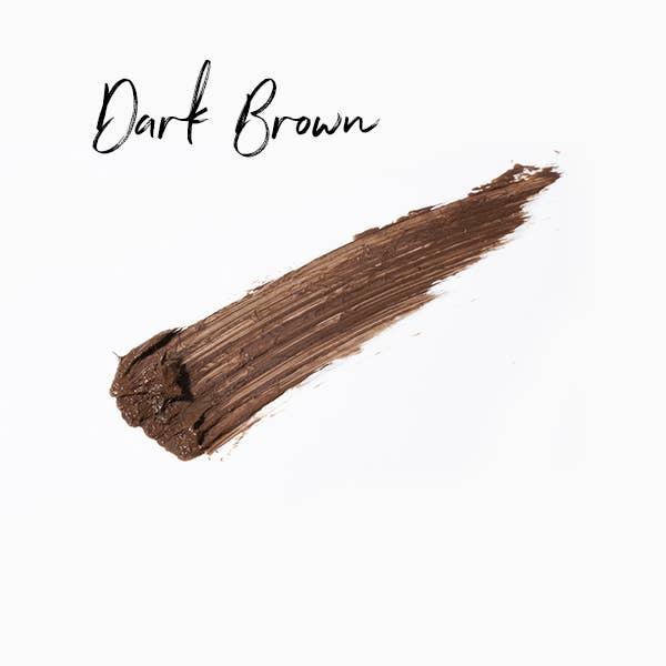 Babe Lash Volumizing Brow Filler Dark Brown